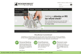 Woodforest National Bank reviews and complaints