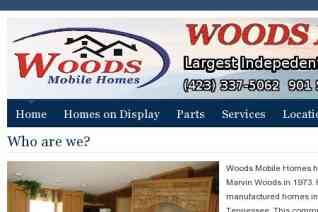 Woods Mobile Homes reviews and complaints