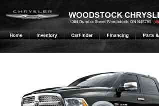Woodstock Chrysler reviews and complaints