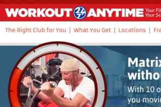 Workout Anytime reviews and complaints
