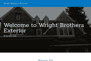 Wright Brothers Exterior reviews and complaints