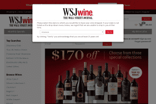Wsjwine reviews and complaints