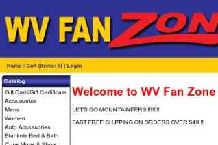 WV Fan Zone reviews and complaints