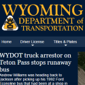 Wyoming Division Of Motor Vehicles reviews and complaints
