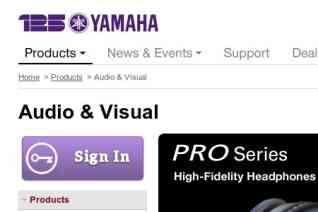 Yamaha Electronics reviews and complaints