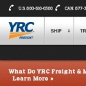 Yrc Freight reviews and complaints