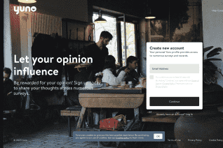 Yuno Surveys reviews and complaints