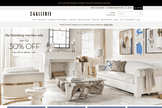 Z Gallerie reviews and complaints