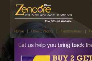 Zencore Plus reviews and complaints