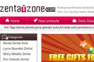 Zentai Zone reviews and complaints