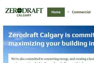 Zerodraft Calgary reviews and complaints