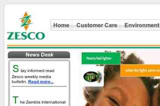Zesco Limited reviews and complaints