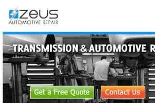 Zeus Automotive Repair reviews and complaints