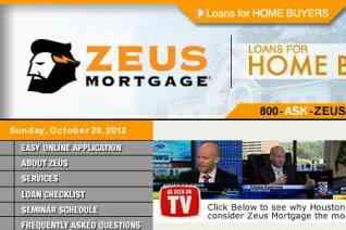 Zeus Mortgage reviews and complaints