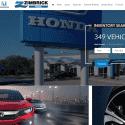 Zimbrick Honda reviews and complaints