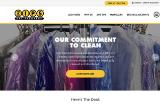 Zips Dry Cleaners reviews and complaints