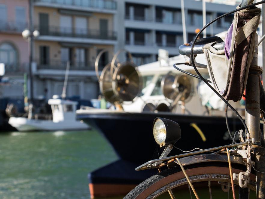 Boats and Bikes