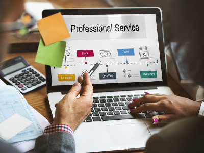Reviews for Professional Services