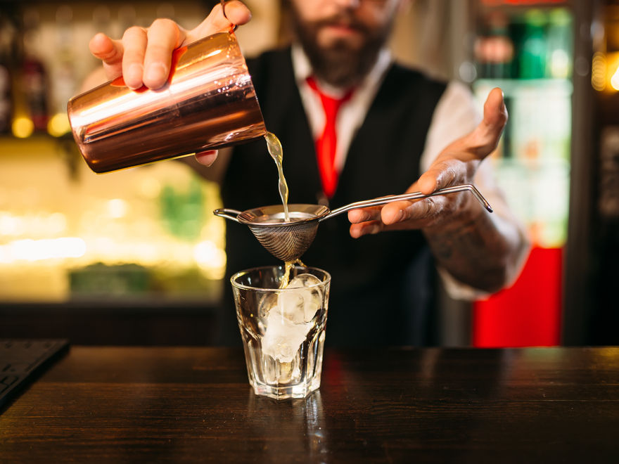 Reviews for Bartenders