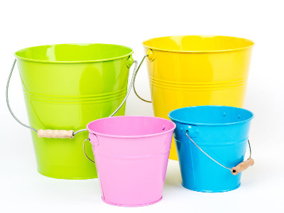 Reviews for Buckets
