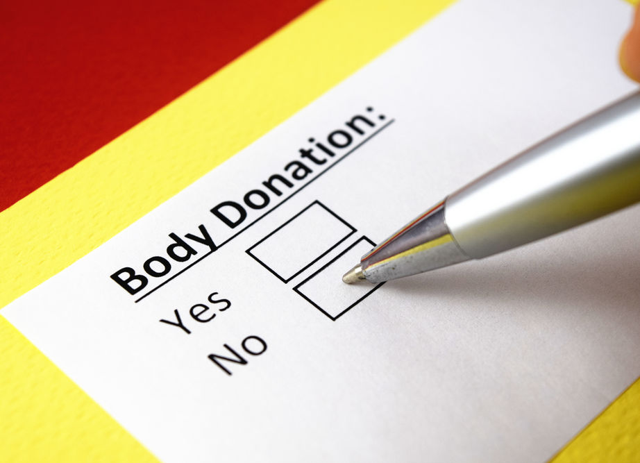 Reviews for Body Donation