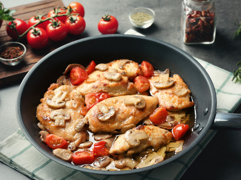 Reviews for Chicken Marsala