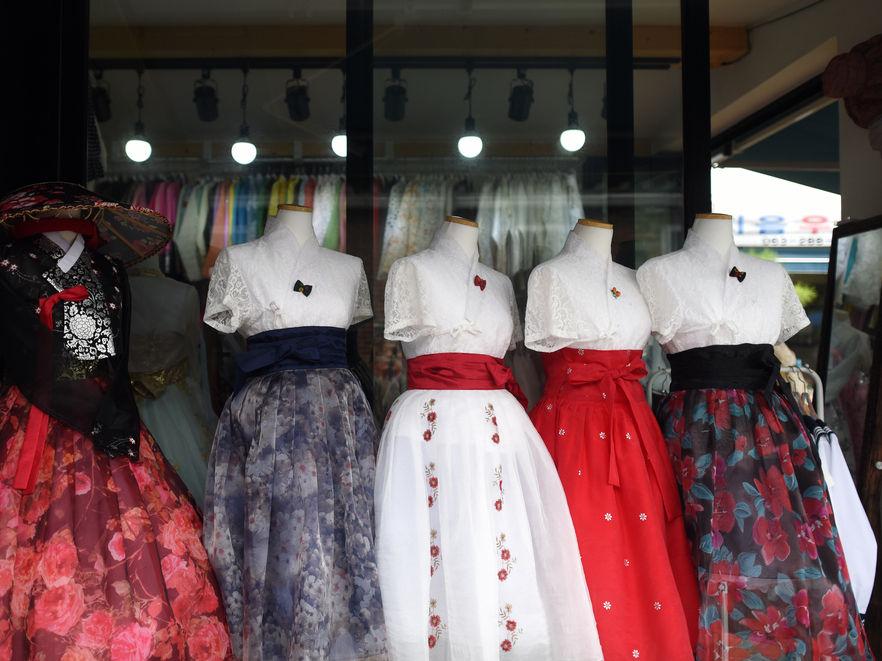 Clothing Rentals