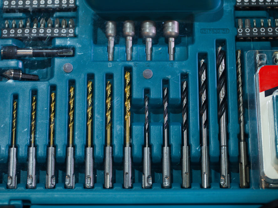 Reviews for Drill Bit Sets