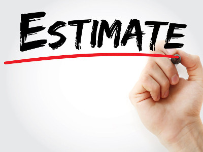 Reviews for Estimate