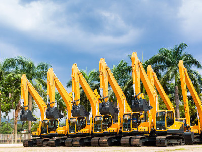 Reviews for Excavator Rentals