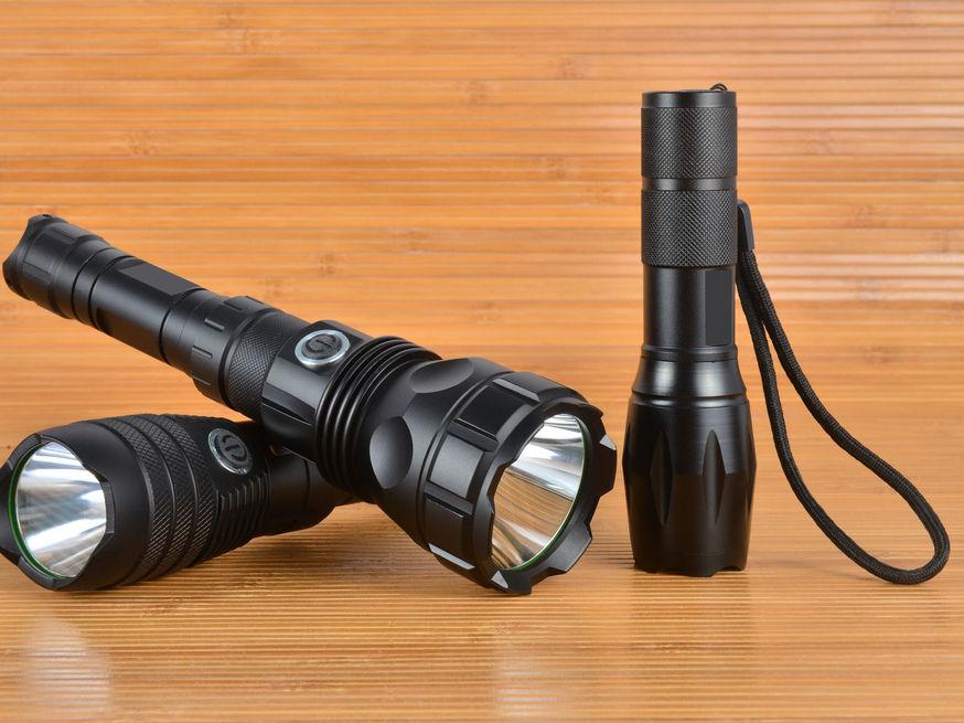 Reviews for Flashlight