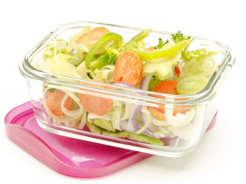 Reviews for Food Containers