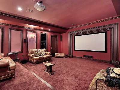 Reviews for Home Theatre Seating