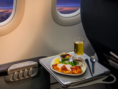 Reviews for Inflight Meal