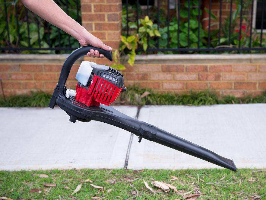 Leaf Vacuum Rentals
