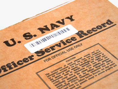 Military Personnel Records