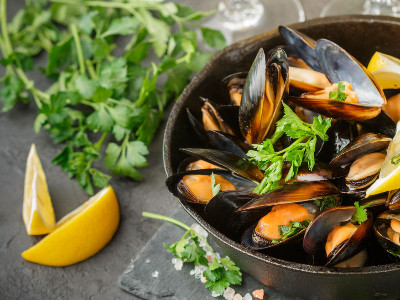 Reviews for Mussels