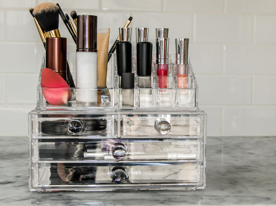 Reviews for Makeup Organizers