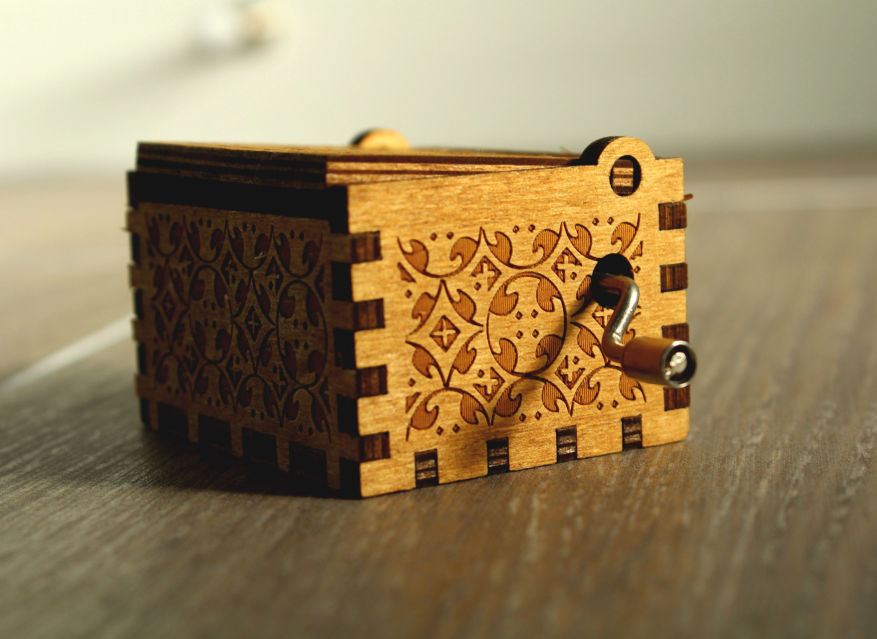 Reviews for Music Boxes