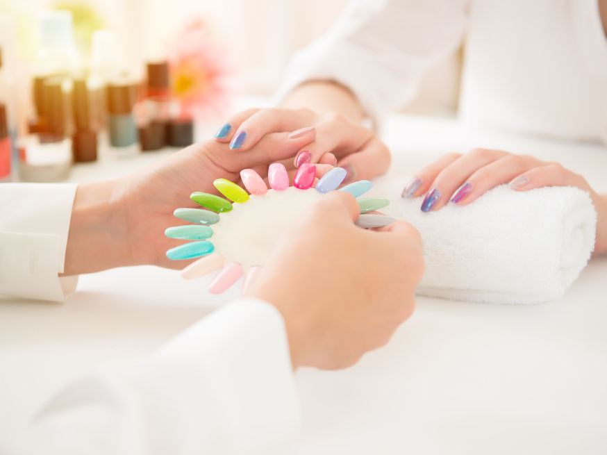 Reviews for Nail Technicians