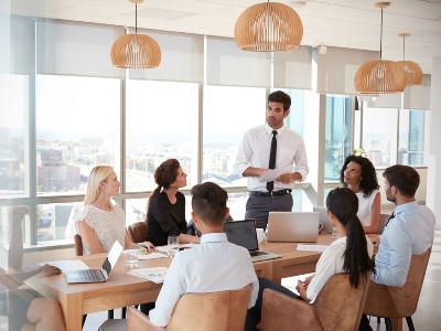 Offline Group Meetings