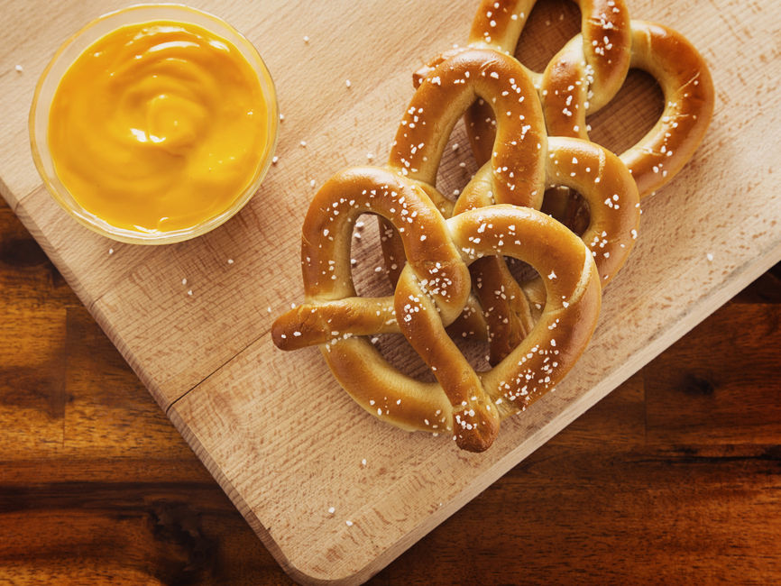 Reviews for Pretzels