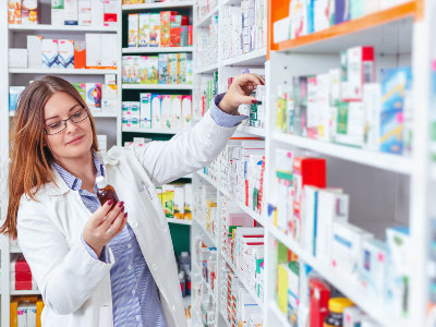Reviews for Pharmacists