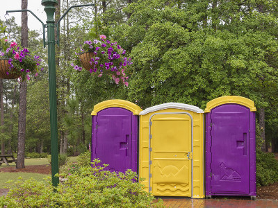 Reviews for Portable Toilet Rentals