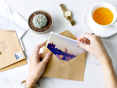 Reviews for Postcards
