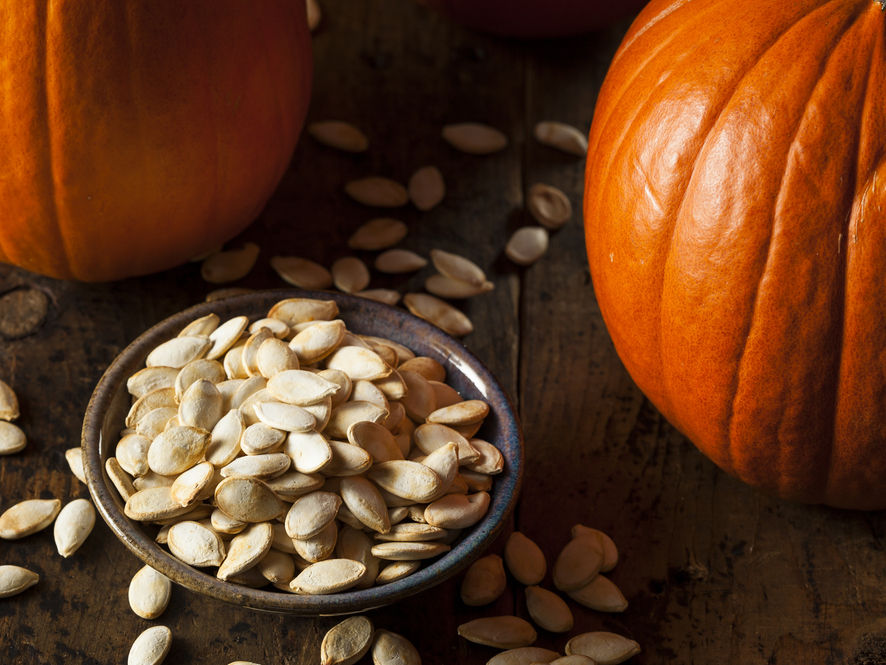 Reviews for Pumpkin Seeds