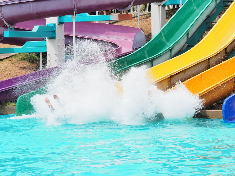 Reviews for Pool Slides