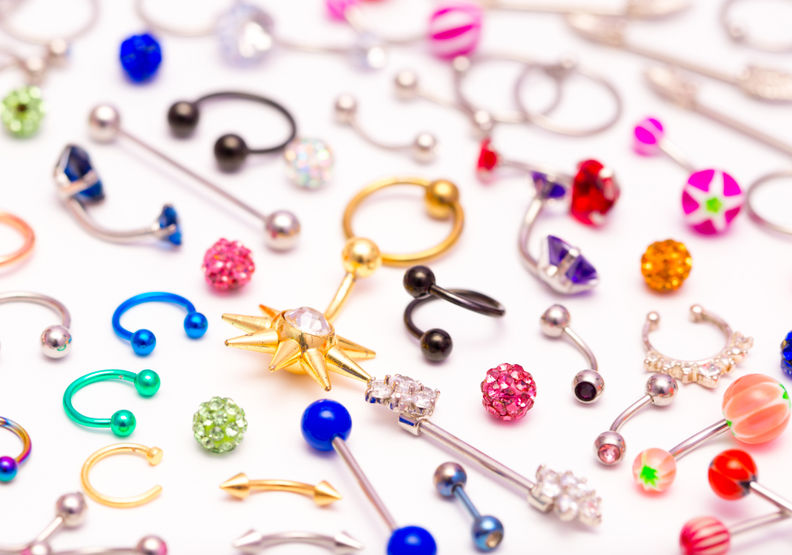 Reviews for Piercing Jewelry