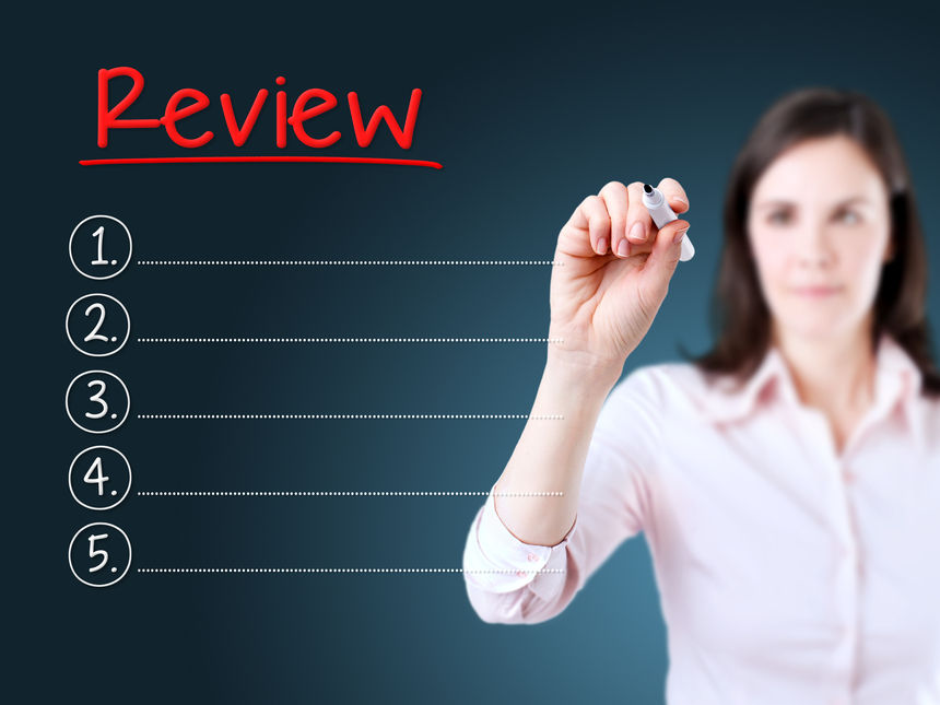 Review Listings