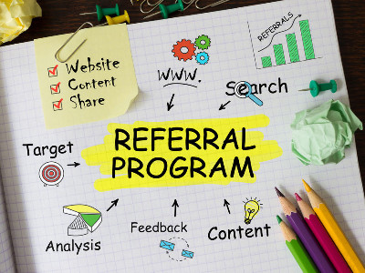 Reviews for Referral Programs